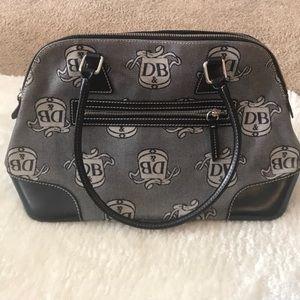 Dooney Bourke purse. Super cute vintage style.